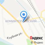 Акцент-Плюс на карте Кирова
