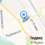 Магия текстиля на карте Кирова