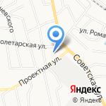 Почтовое отделение №15 на карте Кирова