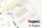 Схема проезда до компании Окна Мастер в Кирове