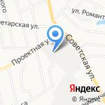 Строй-комфорт на карте Кирова