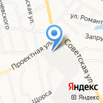 Комфорт на карте Кирова