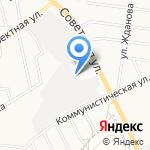 Союзвтормет на карте Кирова