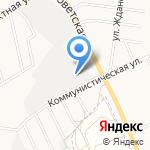 Стройторг на карте Кирова