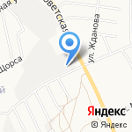 VTR на карте Кирова