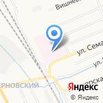 Кировская городская больница №5 на карте Кирова
