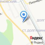 Основная общеобразовательная школа №33 на карте Кирова