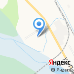 Алван на карте Кирова