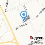 Детский сад №230 на карте Кирова