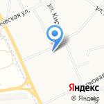 Пожарная часть №11 на карте Кирова