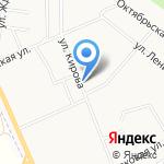 Лидер-Н на карте Кирова