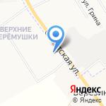 Чепецкгаз на карте Кирова