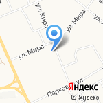 ЖСК №13 на карте Кирова