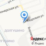 Библиотека №6 им. А.М. Колчанова на карте Кирова