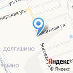 Деметра на карте Кирова