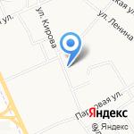 Валерия на карте Кирова