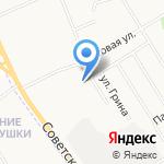 Анастасия на карте Кирова