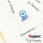 Компания на карте Кирова
