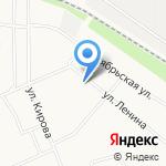 Отделение почтовой связи №13 на карте Кирова
