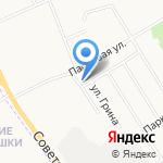 У Наташи на карте Кирова