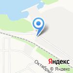 Вятский фанерный комбинат на карте Кирова
