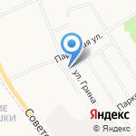 Теремочек на карте Кирова