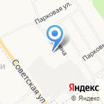 Магазин хозяйственных товаров на карте Кирова