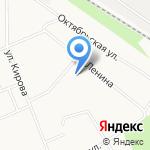 Нововятская станция юных туристов г. Кирова на карте Кирова