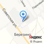 Хорс на карте Кирова