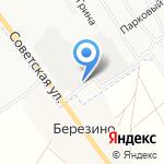 АвтоТЭК на карте Кирова