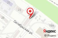 Схема проезда до компании Супер Детки в Кирове