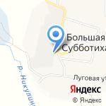 Стангуд на карте Кирова