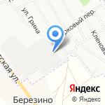 Нововятское управление механизации на карте Кирова