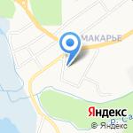 Почтовое отделение №18 на карте Кирова