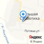 Универсальный платежный сервис на карте Кирова