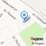 Поликлиника №3 на карте Кирова