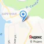 Атлант на карте Кирова