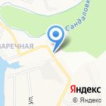 Авиатор на карте Кирова