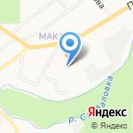 Кировский физико-математический лицей на карте Кирова