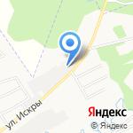 Фарт на карте Кирова