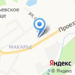 ПС-Недвижимость на карте Кирова