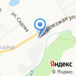 Мини-маркет на карте Кирова