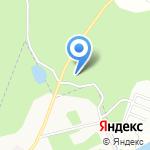 Заборье на карте Кирова