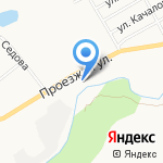Доска почёта на карте Кирова