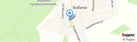 Бобинский Дом культуры на карте Бобино