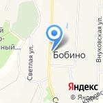 Детская школа искусств на карте Кирова