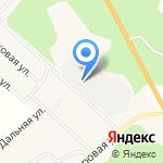 Автотрейд на карте Кирова