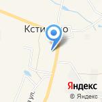 Мебель-Люкс на карте Кирова