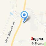 Кстининское потребительское общество на карте Кирова