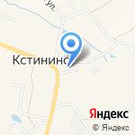 Свято-Троицкая церковь на карте Кирова